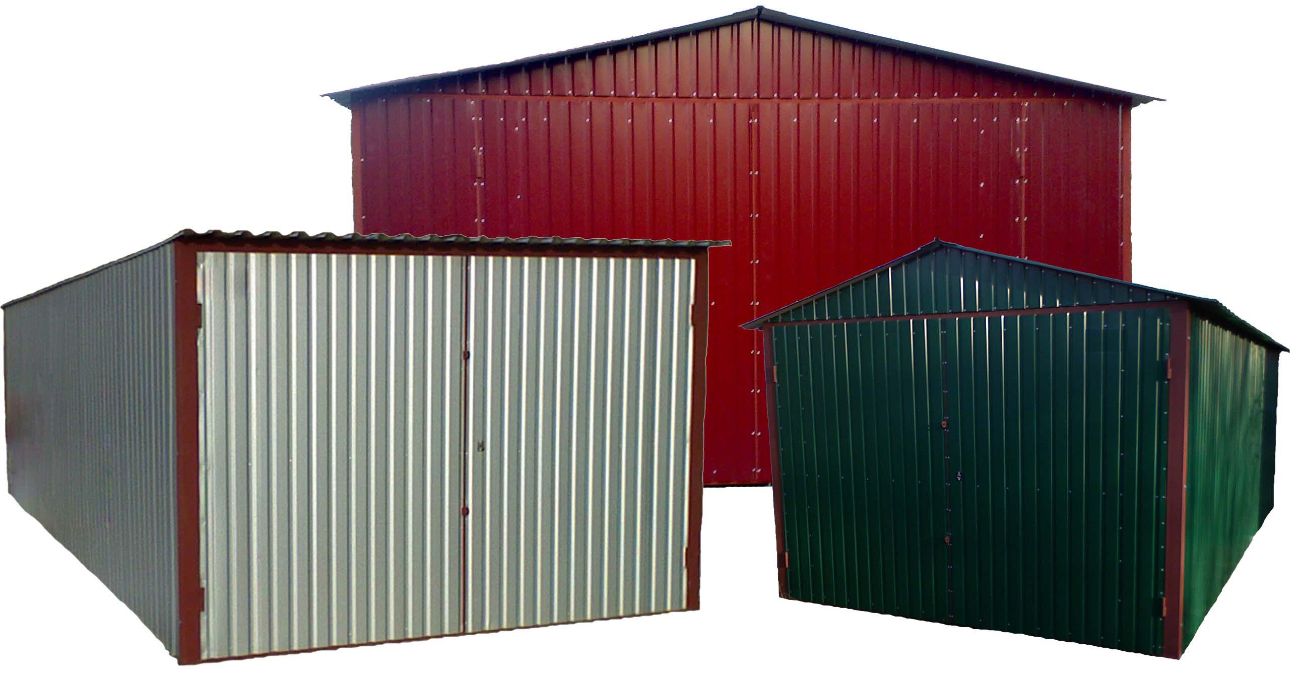 Заводской гараж