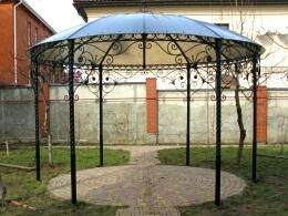 Беседки - изготовление, установка, Воронеж
