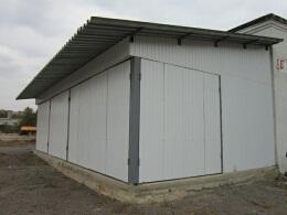 Склады, цеха, под с/х, авто-мойки, офисы - быстровозводимые, строительство