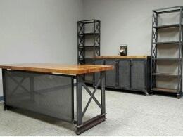 Мебель лофт - производство, сварка и изготовление