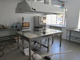 Столы для приготовления пищи и т.п.