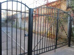 Заборы, ворота - сварка, установка
